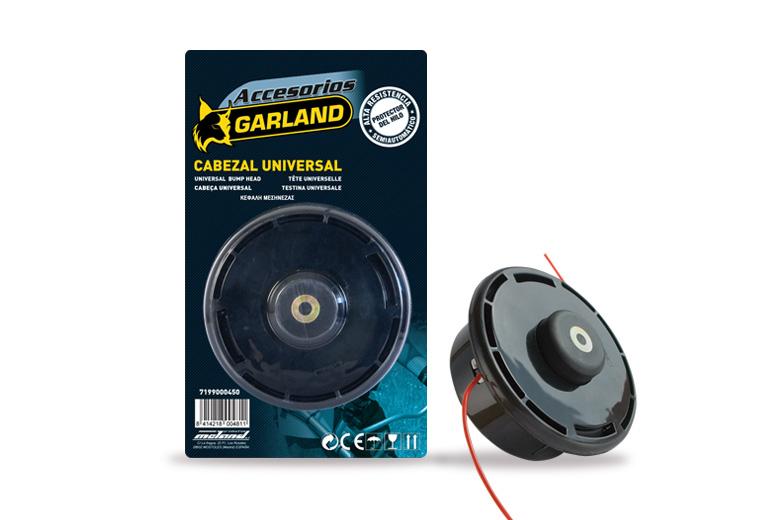 Cabezal universal Garland
