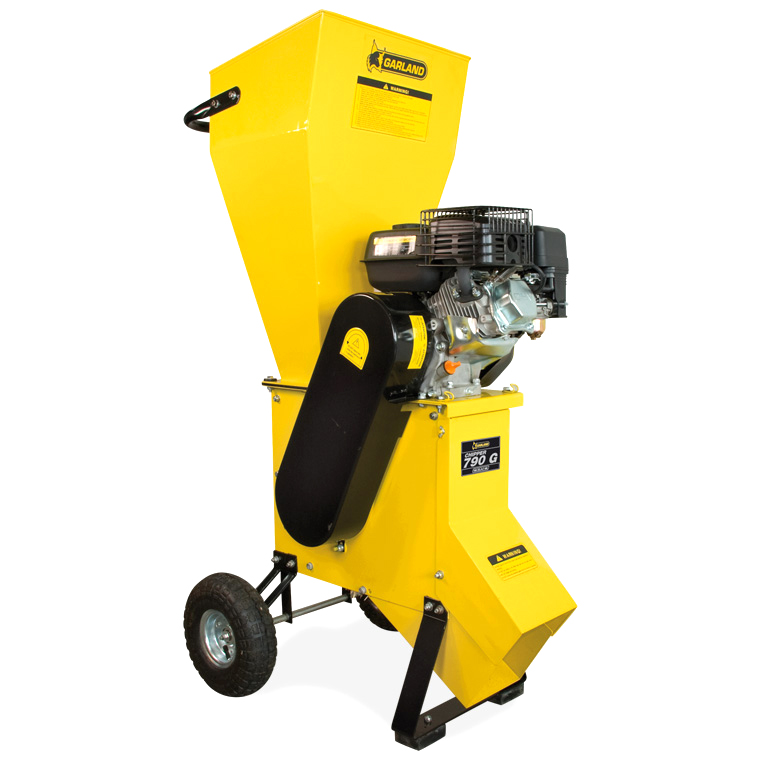 Biotrituradores - CHIPPER 790 QG